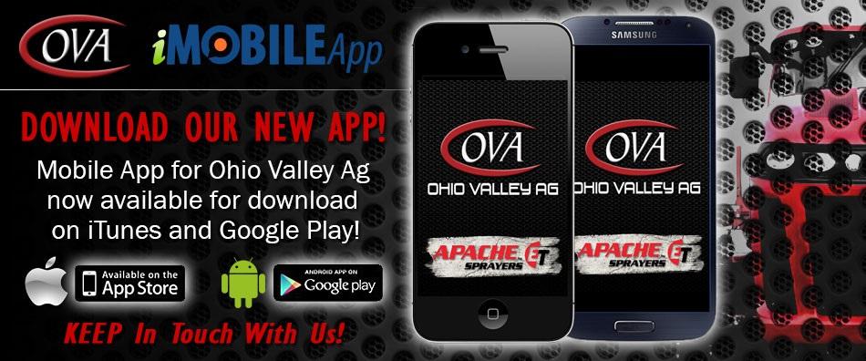 Ohio valley Ag sells Apache Sprayers
