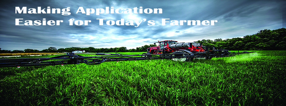 Home | Apache Sprayers by Ohio Valley Ag | Precision